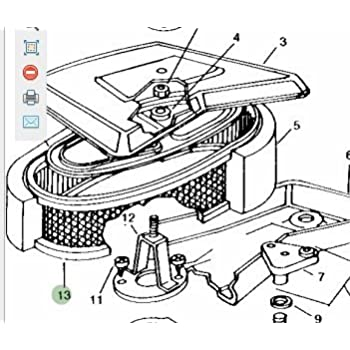 Woods Rotary Mower Parts Diagram