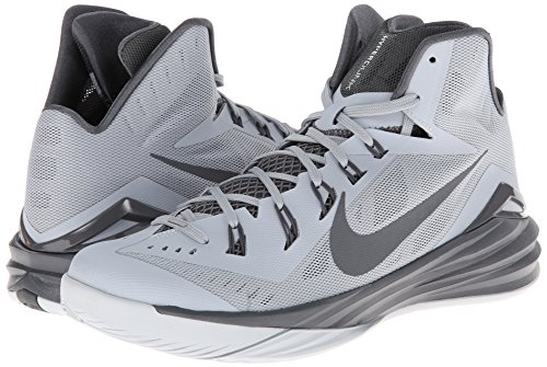 huge discount 7f575 647a7 ... coupon code for nike hyperdunk 2014 mens hightop basketball sneakers  gray size 9 buy online in