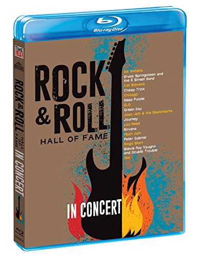 The Rock And Roll Hall Of Fame: In Concert [Blu-ray]