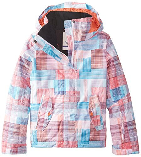 Roxy Plaid Jacket - 3