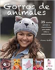 Gorros de animales: 35 diseños salvajes y maravillosos