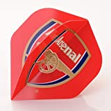 3 x ARSENAL FOOTBALL CLUB DARTS FLIGHTS (1 set)