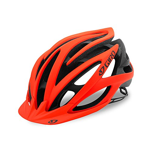 Giro Fathom MTB Helmet Matte Vermillion Large (59-63 cm) Review