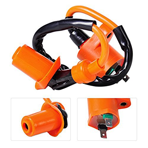 Kymco Racing Ignition Coil People 50 125 People S 50 Sento 50 Sting 50 Super 50 (People Racing)