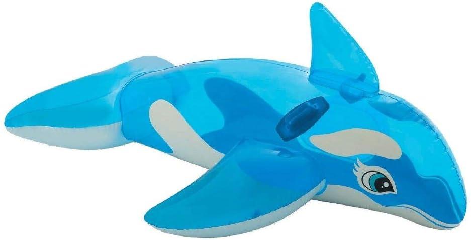 Intex 58523 5 Orca Hinchable, Azul Claro, 1.52m x 1.14 m