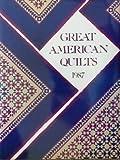 Great American Quilts, 1987, Sandra Obrien, 084870696X