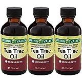 Spring Valley Pharmaceutical Grade Tea Tree Oil, 6 fl oz.