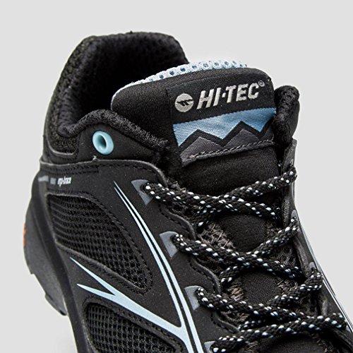 Tec Ultra Zapatos Life Negro Negro Speed 40 para Hi deportivas mujer Entrenadores Zapatillas Respirar dB4WIxdZn