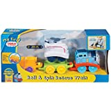 Thomas & Friends My First, Roll & Spin Rescue Train