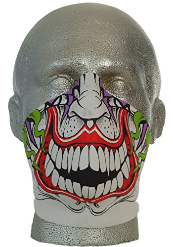 Bandero Biker Mask Joker