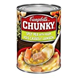 Campbell's Chunky Split Pea with Ham Soup, 540 mL