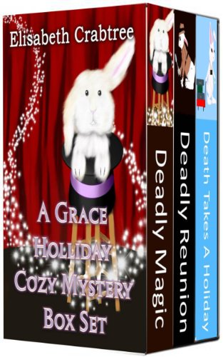 book cover of A Grace Holliday Cozy Mystery Box Set