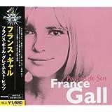 フランス・ギャル・グレイテスト・ヒッツ