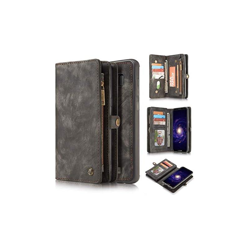KONKY Caseme Samsung Galaxy S8 Wallet Ca