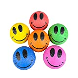 5'' Smile Face Playground Ball (With Sticky Notes)