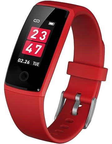 Rastreador de movimiento, monitoreo de la salud del ritmo cardíaco por presión arterial, recordatorio
