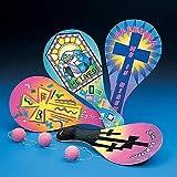 Easter Inspirational Paddleball Games - Games & Activities & Paddleball Games