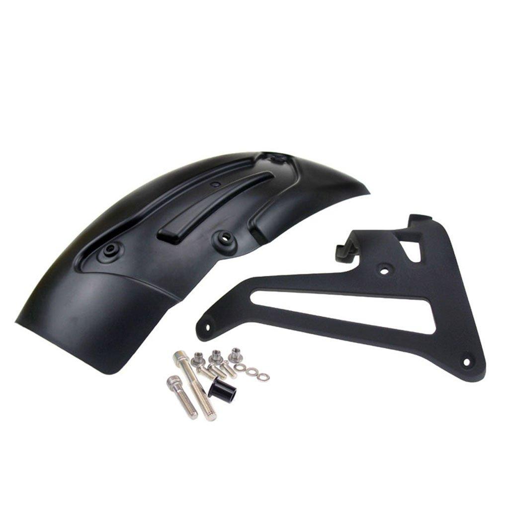 Plata 52x15 cm Homyl Defensa Trasero Cubierta Proteger de Salpicaduras para Motocicleta