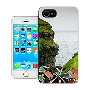 THYde Unique Phone Case Famous scenery- Faroe Islands Hard Cover for iPhone 5/5s cases-buythecase ending