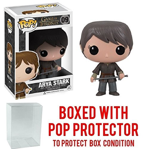 Funko Pop! Game of Thrones: GOT - Arya Stark #09 Vinyl Figur