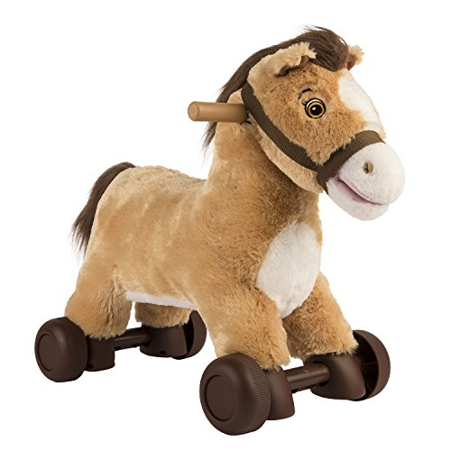 Image of the Rockin' Rider Charger 2-in-1 Pony Ride-On