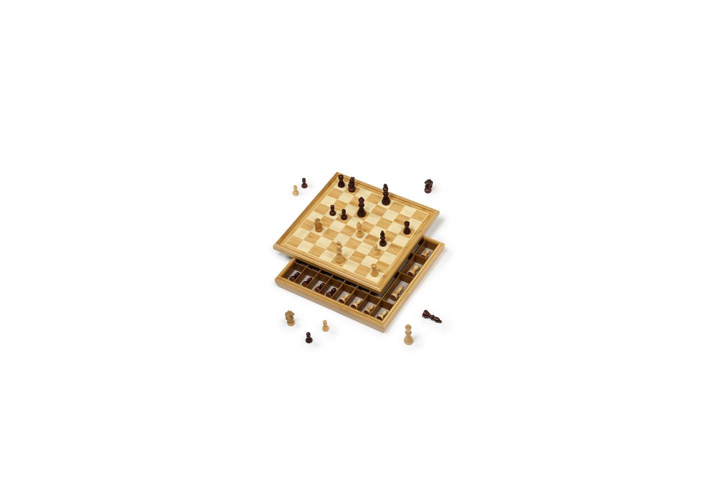 Dal Negro 02446 - Contenitore Scacchi, 36 cm