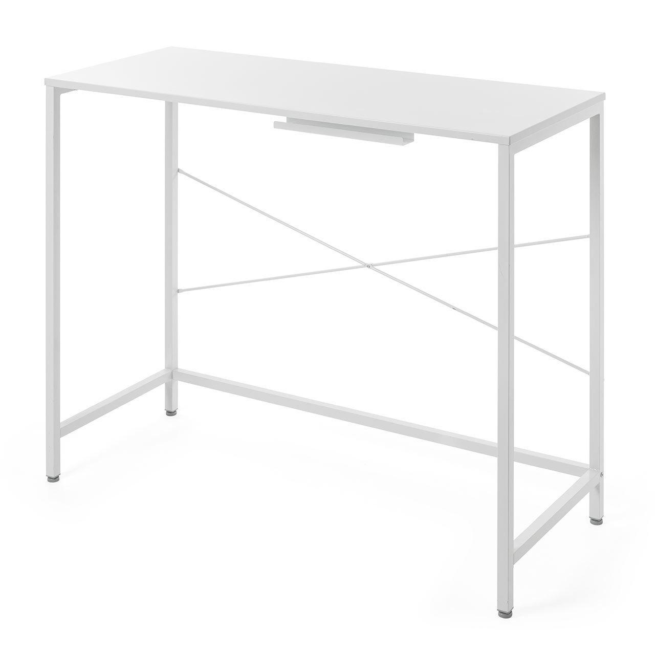 イーサプライ スタンディングデスク スタンディングテーブル ミーティングテーブル オフィスワークテーブル 高さ100cm 幅120cm 立ち作業 EZ1-DESKF010 B06X9S3ZMN Parent