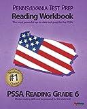 PENNSYLVANIA TEST PREP Reading Workbook PSSA Reading Grade 6, Test Master Press Pennsylvania Staff, 1463739486