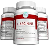 Pure Nutrinex L-Arginine N.O. AAKG and L-Citrulline for Fast Lean Muscle Growth, Peak Workout Performance, Immediate Muscle Recovery, and Best Pumps Ever For Sale