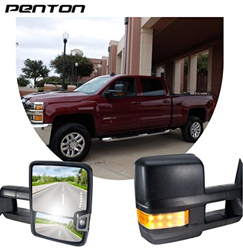 05 chevy tow mirrors - 5