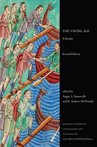 The Viking Age: A Reader, Second Edition (Readings in Medieval Civilizations and Cultures) (Readings in Medieval Civilizations & Cultures) by Angus A. Somerville (31-Oct-2014) Paperback