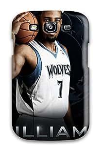 Cute Tpu DanRobertse Minnesota Timberwolves Nba Basketball (7) Case Cover For Galaxy S3
