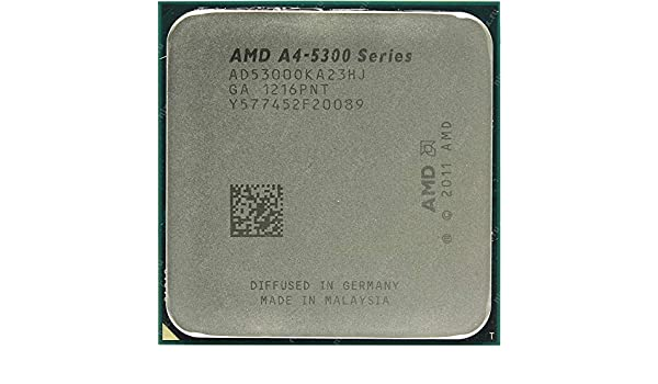 AMD A4-4000 A4 4000 AD4000OKA23HL Richland 3.2GHz Dual-Core Processor CPU Socket FM2 65W 904-pin
