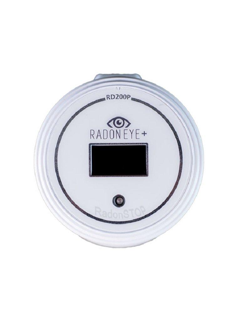 Radon Stop® | radoneye Plus - La Perfecta Radon Detector | WiFi | Teléfono App | Radon Cloud | Radon Valores siempre y en cualquier lugar auslesen Gracias a ...