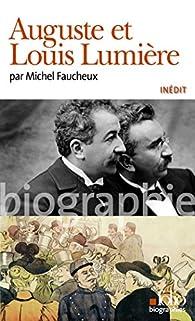 Auguste et Louis Lumière par Michel Faucheux