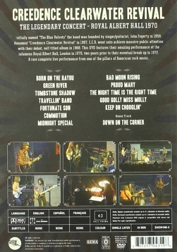dvd do creedence