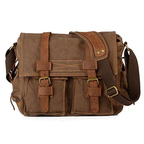 WindFeel Presents Shoulder Messenger Backpack