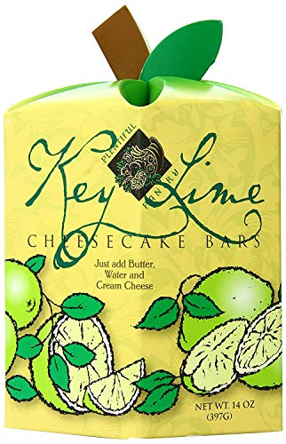 Plentiful Pantry Key Lime Cheesecake Bars Mix, 14 Ounce ()