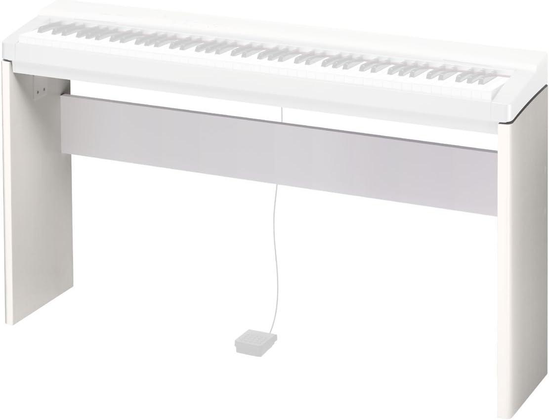 Casio CS67PWE Stand Clavier white