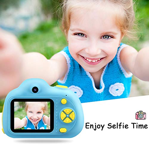 Best Birthday Gifts for Boys Age 3-8,OMWay Kids Digital Video Camera for Boys,Toys for Boys 4 5 6 7 8 Year Old,8MP HD…
