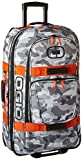 OGIO International Terminal, Snow Camo/Orange