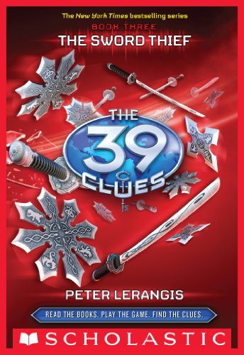 the 39 clues book series - 7