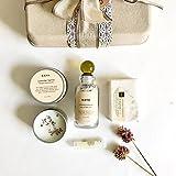 Kaya Lavender Gift Set   Spa Gift Set   Calming & Relaxing Gift for Him   Gift For Her   Handmade, All Natural Organic