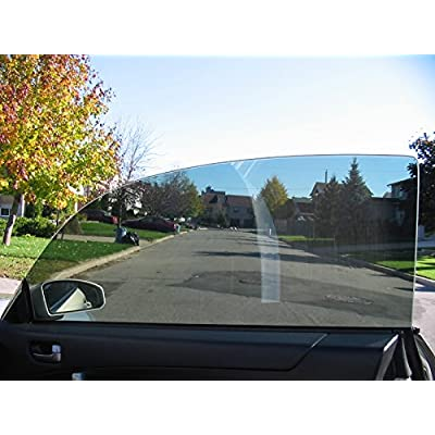 Mkbrother Uncut Roll Window Tint Film 5% VLT 24