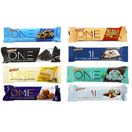 Oh Yeah Peanut Butter - Oh Yeah! One Bar Super Variety 12 Count Variety Pack | Including New Salted Caramel