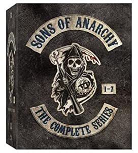 Cover Image for 'Sons Of Anarchy 1-7 Cs Bd'