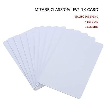 FONGWAH MIFARE Classic® EV1 1K MF1S50 - Tarjeta Inteligente ...