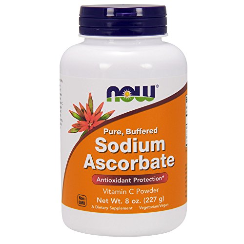 Now Sodium Ascorbate Powder,8-Ounce