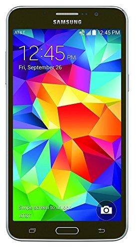 Samsung Galaxy Mega 2 G750a Unlocked GSM 6-inch 4G LTE Smartphone - Black (Renewed) ()