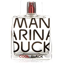 Mandarina Duck Cool Black Eau de Toilette Spray for Men, 3.4 Ounce